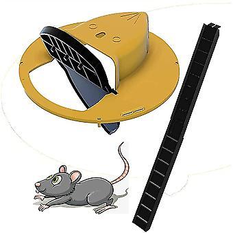 Flip N Slide Bucket Lid Mouse Rat Trap 10975