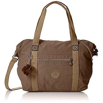 Kipling Art - Women's Crossbody Bags, Brown (True Beige), 15x24x45 cm (W x H x L)