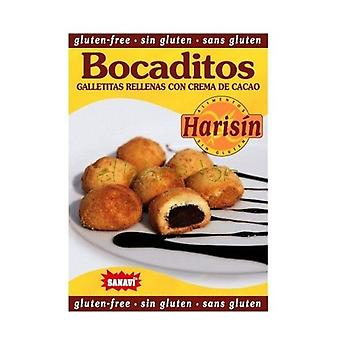 Bites filled with Cocoa (Gluten Free) 150 g