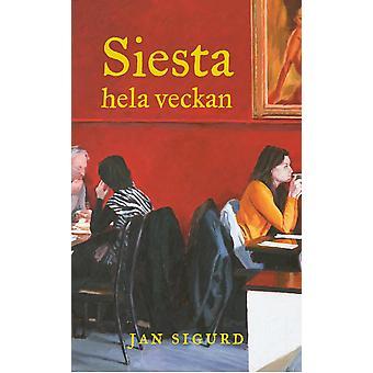Siesta all week: Voices from Epicenter 9789187043154
