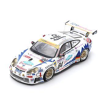Porsche 911 GT3 RS (Le Mans 24Hr 2003) Resin Model Car