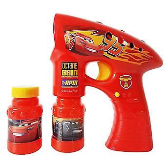 Frosch automatische Blase Maschinenpistole, Seifenbläser, Outdoor-Kinder, Kinderspielzeug