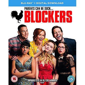 Blockers Blu-Ray   Digital Download