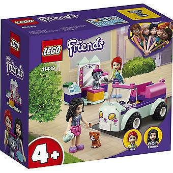 Lego Friends Cat Grooming Car Playset