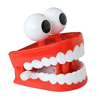 NEW - Wind Up Teeth - Traditional Novelty Gift Item