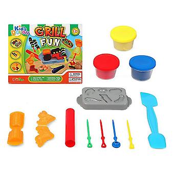 Modelling Clay Game Grill Fun 117486