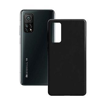Mobil sag Xiaomi Mi 10T Kontakt Silk TPU Black