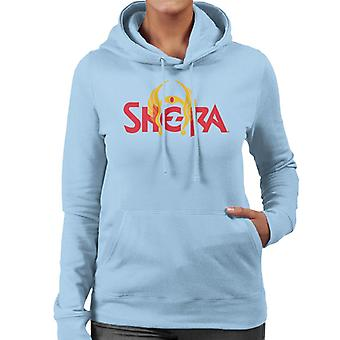 She-Ra Headpiece Women's Hooded Sweatshirt