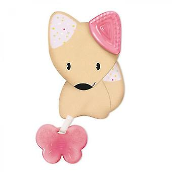 Baby Soft Toy Fresh Friend Pink 4m +