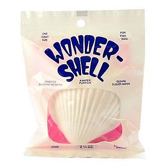 Weco Wonder Shell De-Chlorinator - Giant - For Fish Ponds (1 Pack)