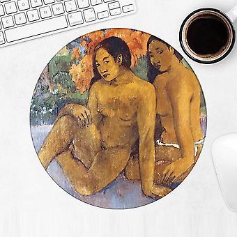 Gift Mousepad: Et L or de Leurs Corps Paul Gauguin Famous