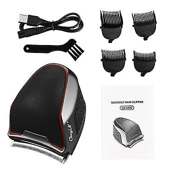 Hair clippers trimmers professional hair clipper for men cordless hair cutter