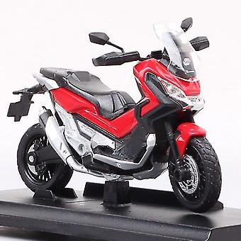 Toy cars kids 1:18 scale welly honda x adv scooter x adv crossover adventure bike diecasts toy vehicles
