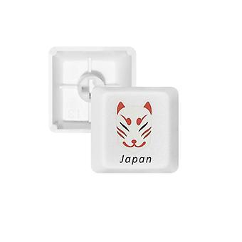 Japani Fox Keycap Näppäimistö