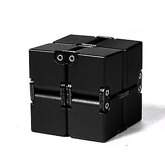 Infinite Rubik's Cube Plus Counterweight Steel Balls Unlimited Descompression Play Anytime Anywhere