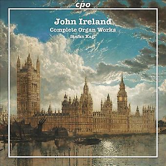 J. Irlanda - Irlanda John: Importación de obras completas de órgano [SACD] USA
