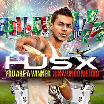 Husx / Hader Shure - du bist ein Gewinner (Un Mundo Mejor) USA importieren