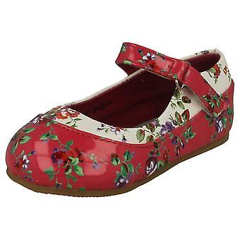 Ragazze Spot sulle scarpe floreali Dolly