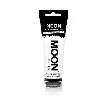 Moon Glow - 75ml Neon UV Face & Body Paint - White
