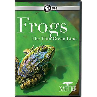 Natura: Rane: importazione USA la sottile linea verde [DVD]