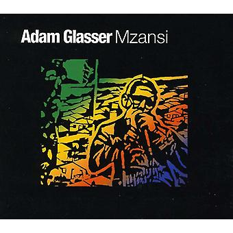 Adam Glasser - Mzansi [CD] USA import