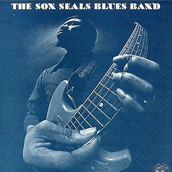 Son Seals - Son Seals Blues Band [CD] USA import