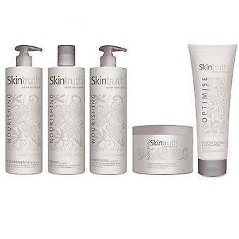 Huid waarheid Skintruth Nourishing Facial Kit
