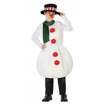 Pour enfants costumes garçon Costume bonhomme de neige