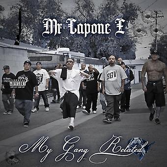 Monsieur Capone-E - importation USA mon Gang Related [CD]