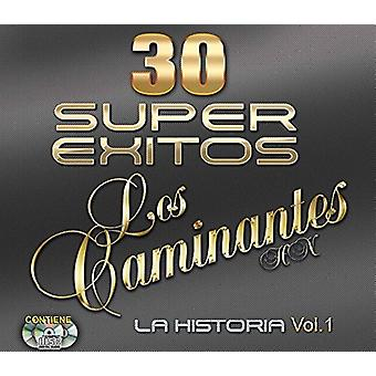 Caminantes - 30 Exitos [CD] USA import