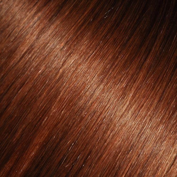 #33 Auburn - Clip en Extensions de cheveux - tête complète - #33 - Auburn
