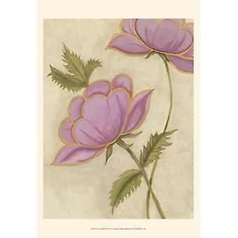 Flower Medley III Poster Print by Weddell (13 x 19)