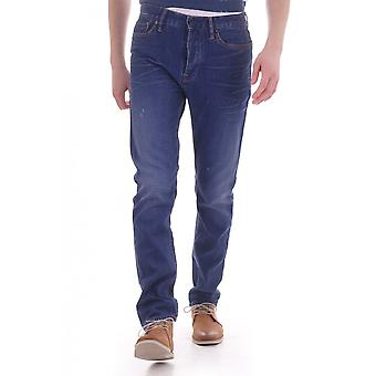 Scotch & Soda Scotch And Soda Mens Jean Dean Loose Tapered  Long