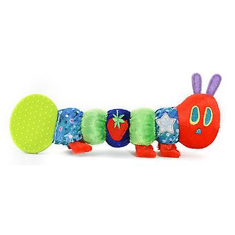 The Very Hungry Caterpillar Baby Teether Rattle
