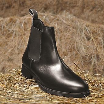 Mark Todd Junior Toddy Zip Jodphur Boots