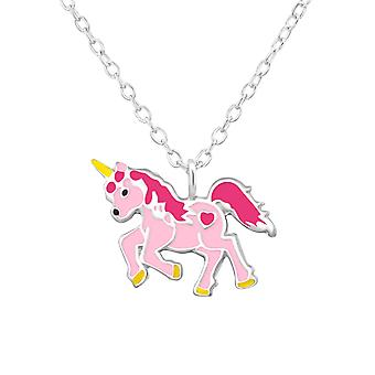 Unicorn - 925 Sterling Silver Necklaces - W32002X