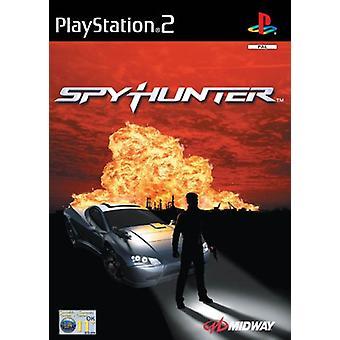 Spy Hunter (PS2) - Uutena