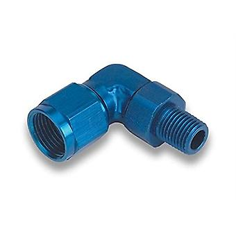 Earls 923103ERL Blue Anodized Special Purpose Aluminum Adapter