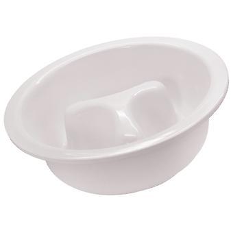 Slim-O-Matic melamin långsam matning skål