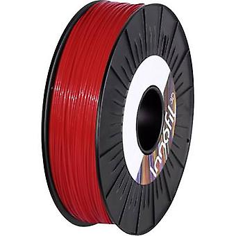 BASF: Innofil3d FL45-2009B050 filamento InnoFlex PLA compound, flessibile 2,85 mm rosso 500 g