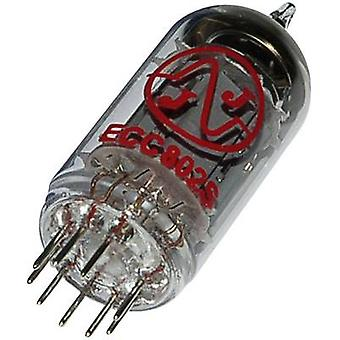 ECC 802 s = E 82 CC Vacuum tube Double triode 250 V 10.5 mA Number of pins: 9 Base: Noval Content 1 pc (s)