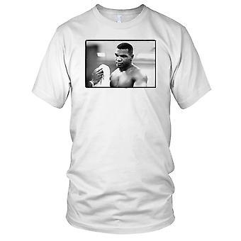 Mike Tyson Boxer Boxlegende Training Kinder-T-Shirt