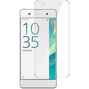 Tempered Glass crystal clear screen protector for Sony Xperia XA