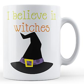 I Believe In Witches - Printed Mug