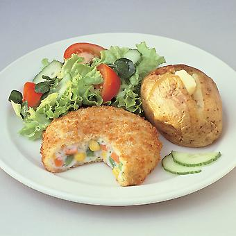 KaterVeg Frozen Vegetable and Cheese Country Bakes