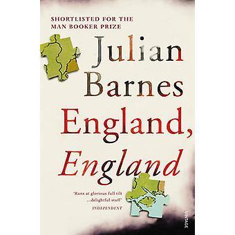 England - England av Julian Barnes - 9780099526544 bok
