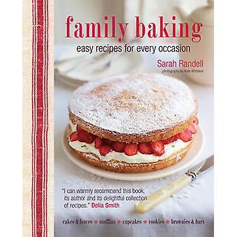 Familie bakken door Sarah Randell - 9781849754279 boek