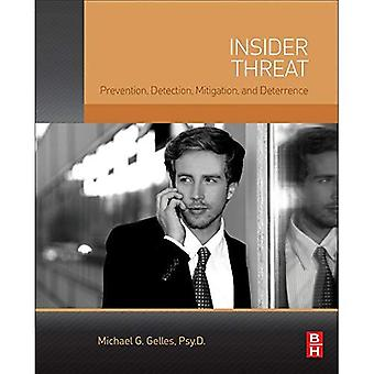 Menace interne: Prévention, détection, atténuation et dissuasion