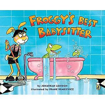 Froggy der beste Babysitter