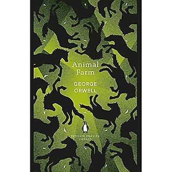 Folwark zwierzęcy (Biblioteka angielski Penguin)